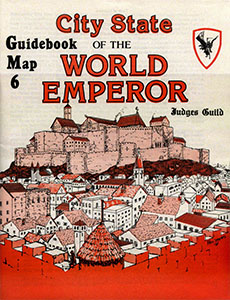City State of the World Emperor - Judges Guild