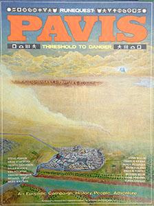Pavis - Chaosium