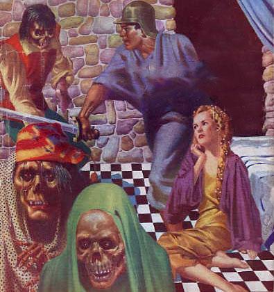 Weird Tales - February 1937