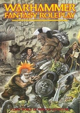 Warhammer Fantasy Roleplay - Hogshead Publishing