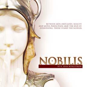 Nobilis - R. Sean Borgstrom - Hogshead Games