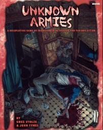 Unknown Armies - 1st Edition - Greg Stolze & John Tynes - Atlas Games