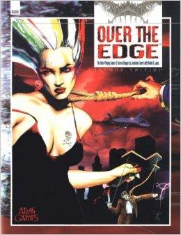 Over the Edge - Jonathan Tweet - Atlas Games