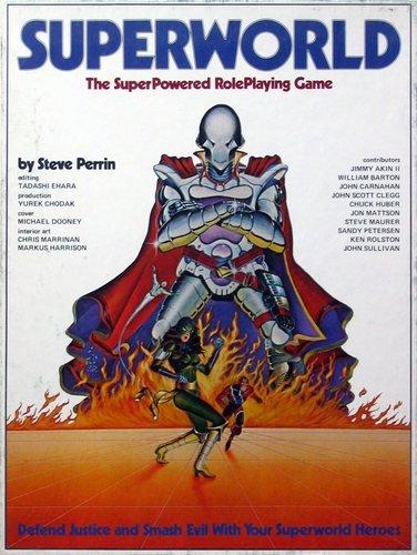 Superworld - Chaosium