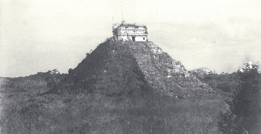 Eternal Lies - Yucatan - Chichen Xoxul
