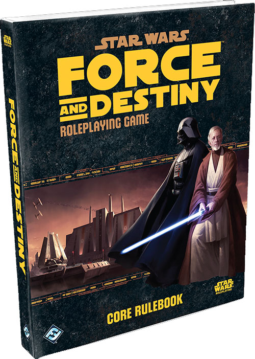 Star Wars: Force and Destiny - Fantasy Flight Games