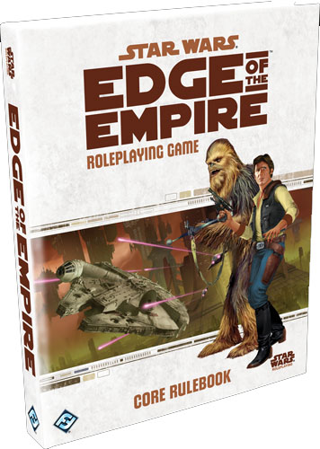 Star Wars: Edge of Empire - Fantasy Flight Games
