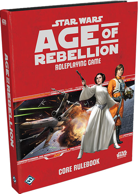 Star Wars: Age of Rebellion - Fantasy Flight Games
