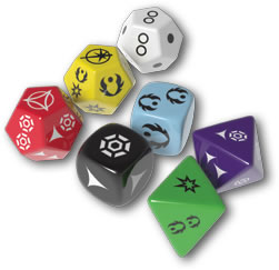 Star Wars RPG - Dice Pool