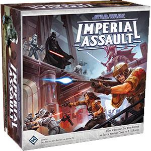 Star Wars: Imperial Asssault - Fantasy Flight Games