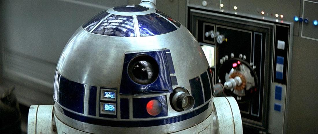 Star Wars - A New Hope - R2-D2