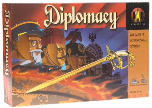 Diplomacy - Avalon Hill (1999)