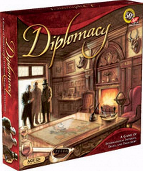 Diplomacy - Wizards of the Coast (2008)