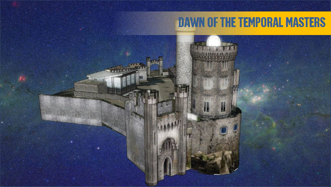 Doctor Who: Temporal Masters - Dawn of the Temporal Masters