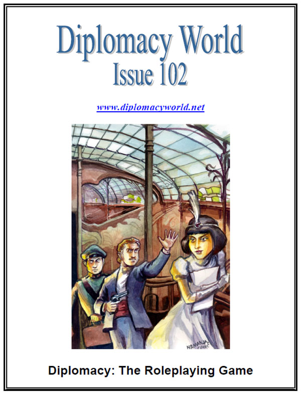 Diplomacy World #102