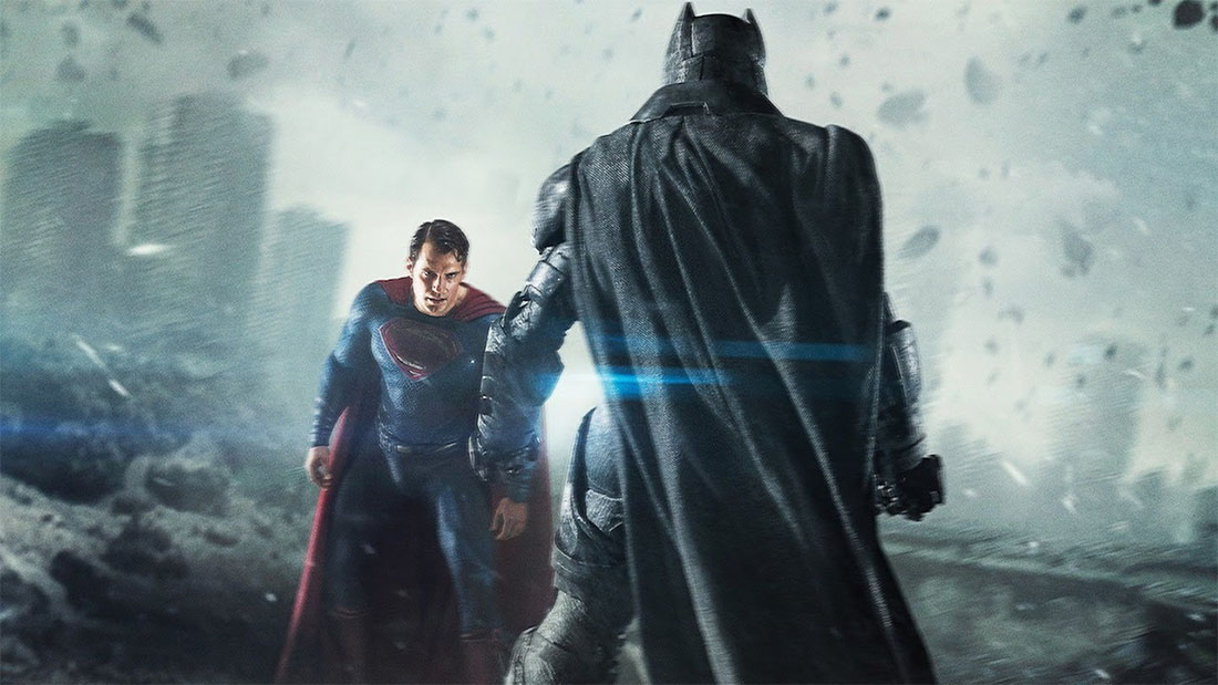 Batman vs. Superman - Dawn of Justice