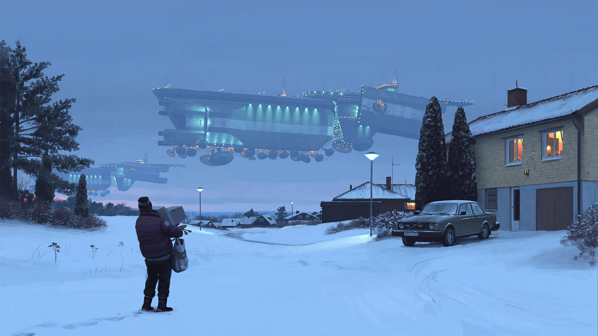 Simon Stålenhag - December 1994