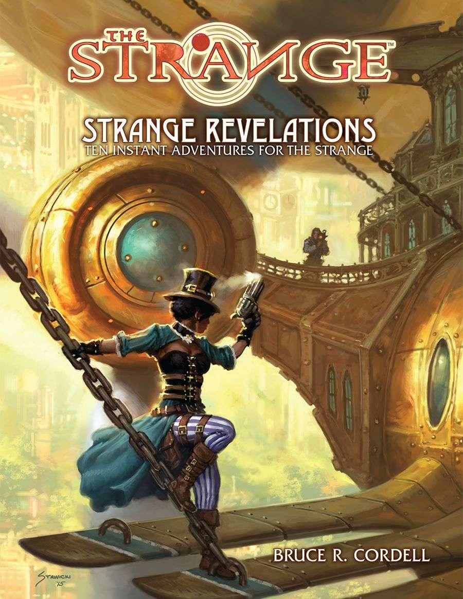 The Strange: Strange Revelations - Bruce R. Cordell