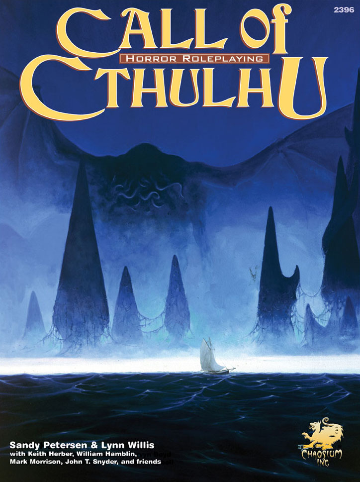 Call of Cthulhu (5.6 Edition)