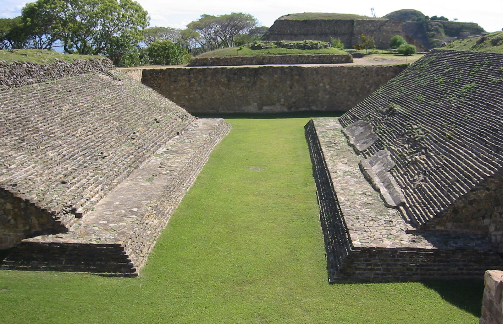 Aztec Ballcourt