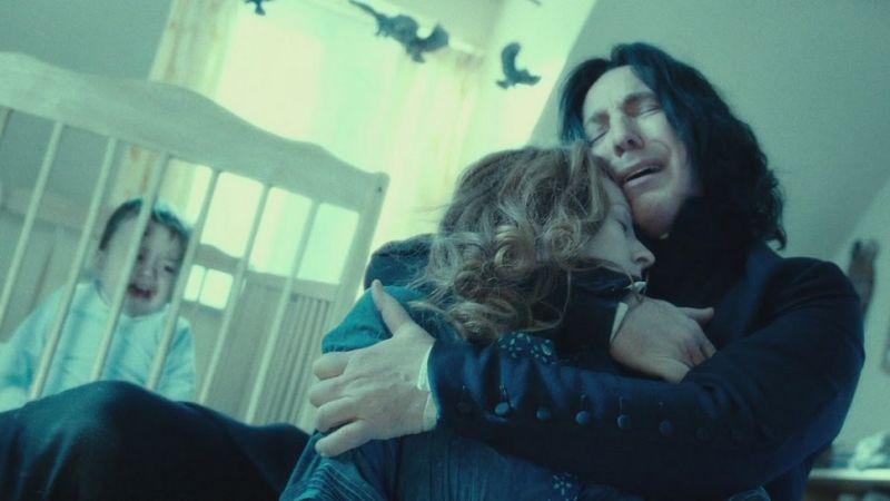 Snape's Flashback