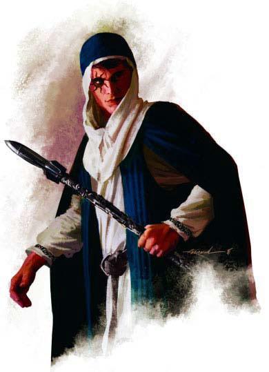 Ptolus - Malkeen Balacazar