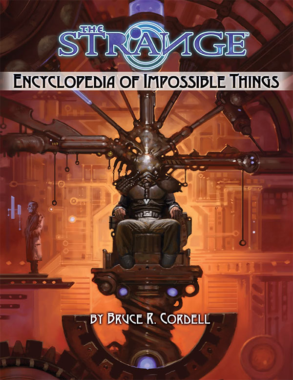 Encyclopedia of Impossible Things - Monte Cook Games