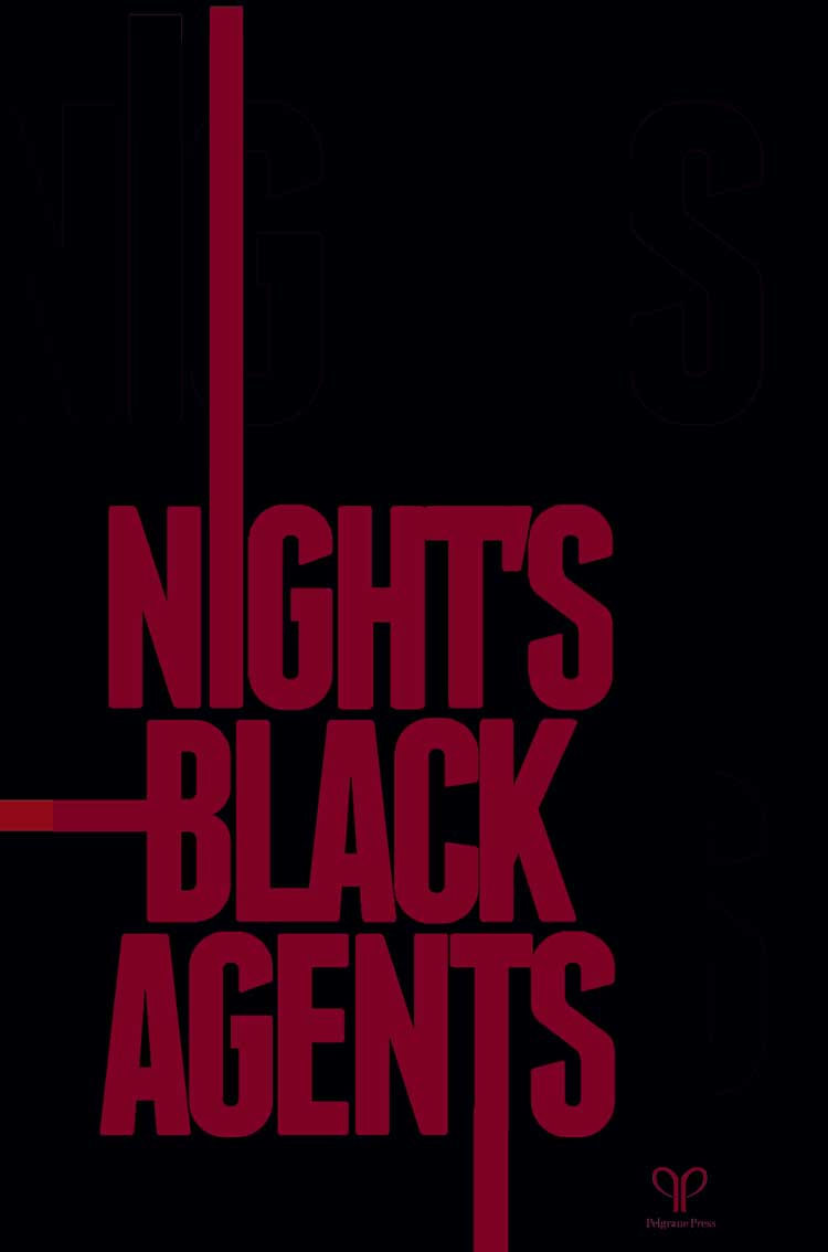 Night's Black Agents - Kenneth Hite (Pelgrane Press)