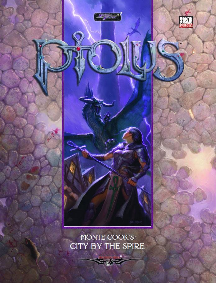 Ptolus - Monte Cook (Malhavoc Press)
