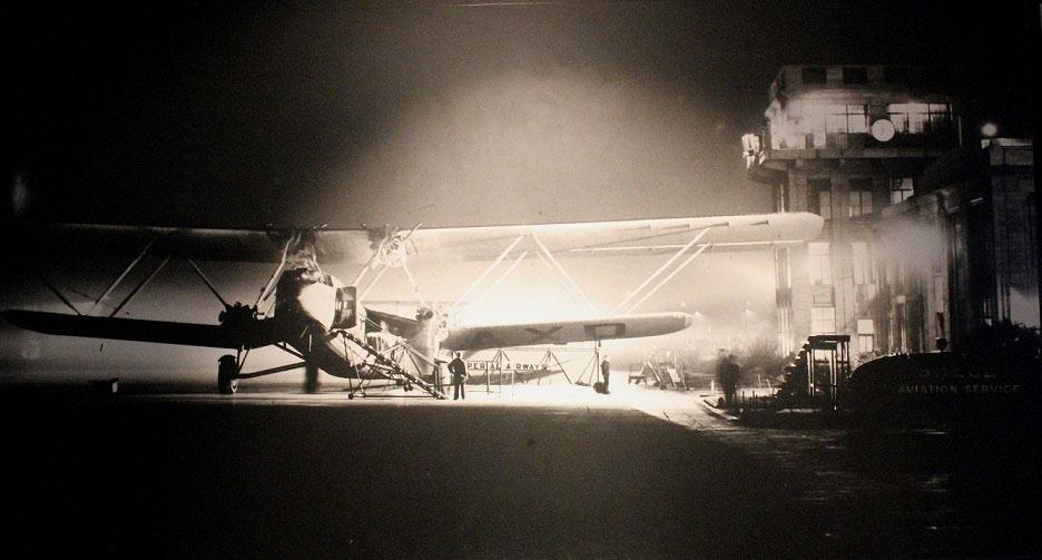 Croydon Airport - 1930