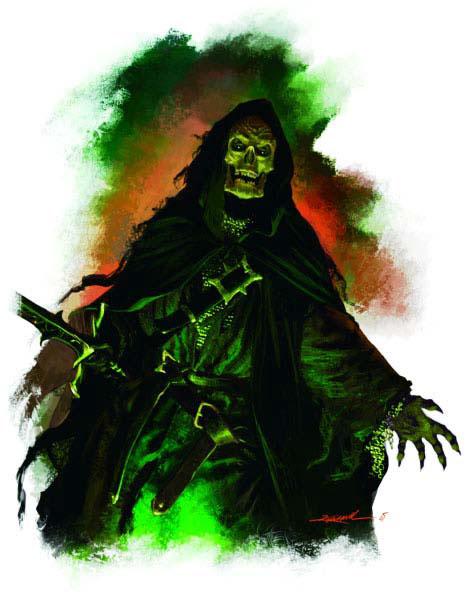 Ghul the Skull-King