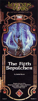The Fifth Sepulcher - Justin Alexander