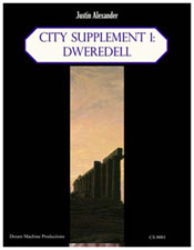 City Supplement 1: Dweredell