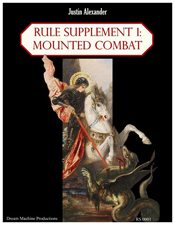 Rule Supplement 1: Mounted Combat