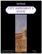 City Supplement 3: Anyoc