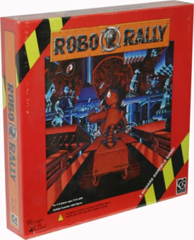 RoboRally - Richard Garfield