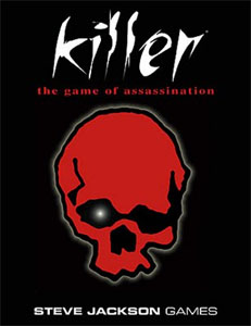 Killer: The Game of Assassination - Steve Jackson