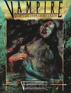 Vampire: Storyteller Companion/Screen - White Wolf