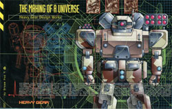 Heavy Gear: The Making of a Universe