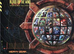 Heavy Gear: Blood on the Wind - Dream Pod 9