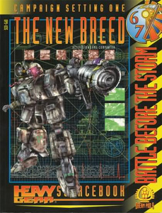 Heavy Gear: The New Breed - Dream Pod 9