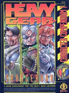 Heavy Gear: Character Compendium 1 - Dream Pod 9