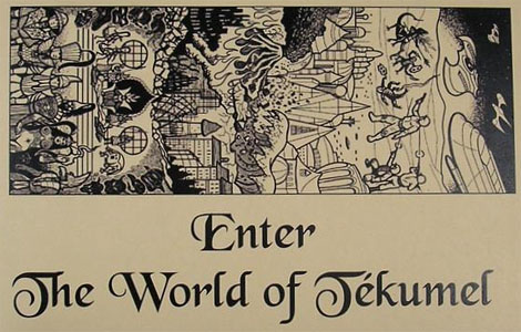 Tékumel - Empire of the Petal Throne