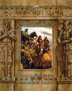 Sovereign Stone Quickstart - Corsair Publishing