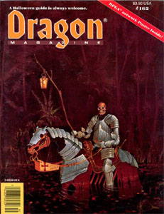 Dragon Magazine - Issue #162