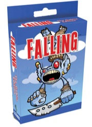 Falling - James Ernest (Paizo Publishing)