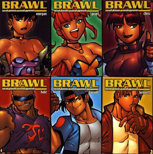 Brawl - Cheapass Games