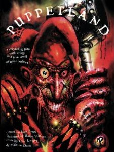Puppetland - John Tynes - Hogshead Publishing