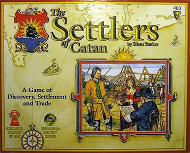 Settlers of Catan - Mayfair Games