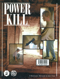 Power Kill - John Tynes - Hogshead Publishing